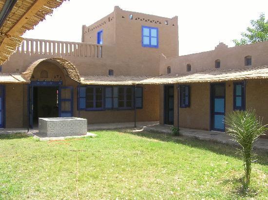 Funduk al Shams : der Innenhof