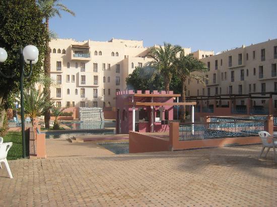 Hotel Reda: la piscina