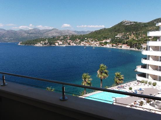 Lafodia Hotel & Resort: View from room 637