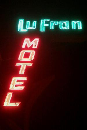 Lu Fran Motel: motel