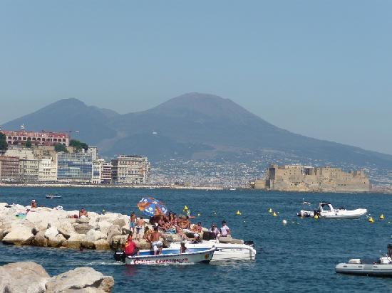 B&B Casa Mira Napoli : Sunday Afternoon in Napoli