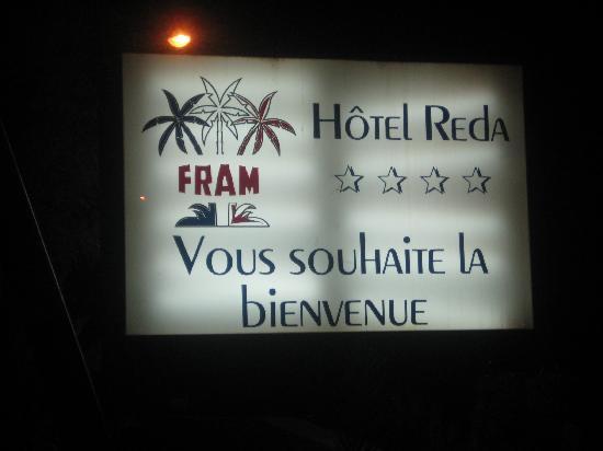 Hotel Reda : benvenuto