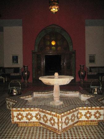 Hotel Reda : la hall
