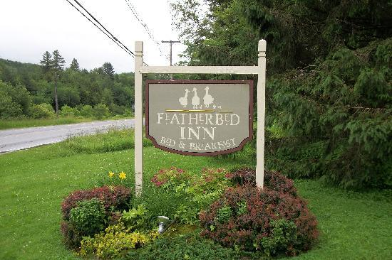 Featherbed Inn From Road
