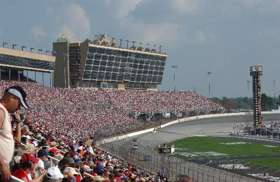 Hampton Is Home To Atlanta Motor Speedway Fotograf A De