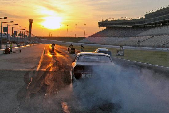 Friday Night Drags At Atlanta Motor Speedway Fotograf A