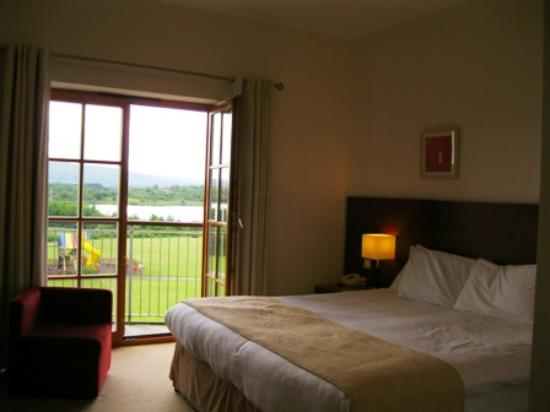 Drumshanbo, Irland: Room 310 with balcony
