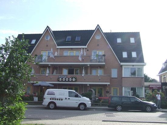 Hotel Kogerstaete 4 sterren: Hotel voorkant