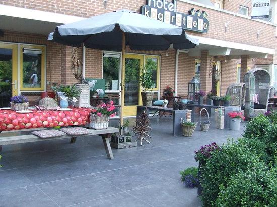 Hotel Kogerstaete 4 sterren: Tuin