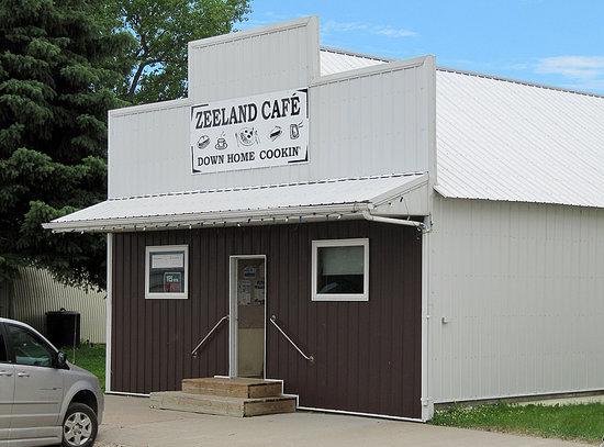 Zeeland Cafe, Zeeland ND