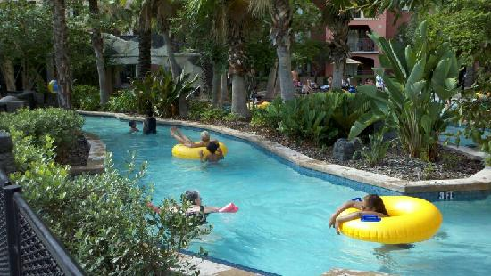 Lazy River Picture Of Wyndham Bonnet Creek Resort
