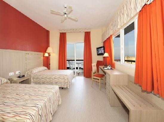 Best Western Hotel Salobrena : Reforma hab con suelo parkett
