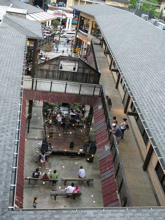 Linebergers Plaza Observation Deck