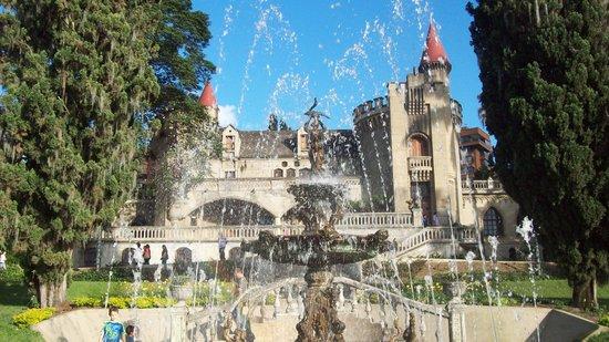 城堡博物馆和花园