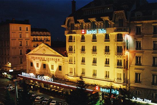Ibis Hotel Lyon France