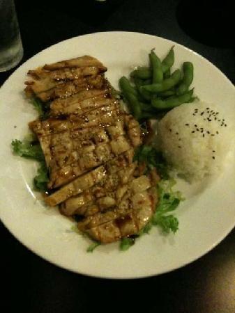 Mr Wasabi: Chicken Teriyaki