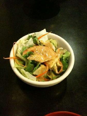 Mr Wasabi: Salad