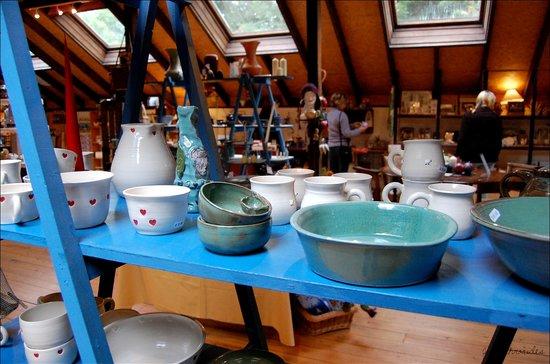 Spittal of Glenshee, UK: Glenshee Pottery