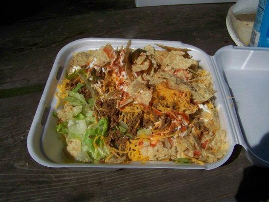 Summerfield Market: Taco Salad WoW it's so Good