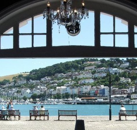 Annabelles Kitchen: View from the restaurant!