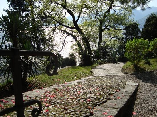Hotel Camin Colmegna: il parco