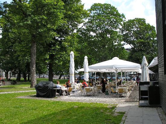 Cafe Sommerhuset : the resturant