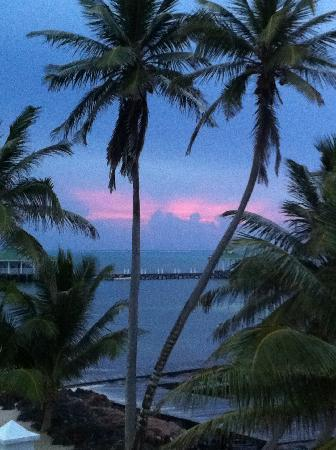 Grand Colony Island Villas: Sunrise from our patio...