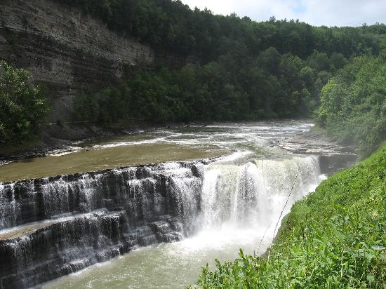 Letchworth State Park: Falls