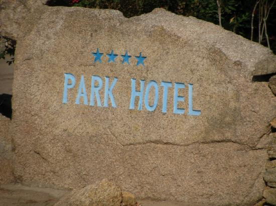 Park Hotel Resort: Hotel entrance