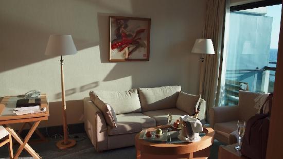 Constantinou Bros Asimina Suites Hotel: Superior Suite FSV 3