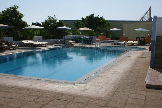 Mayflower Peros Studios: Pool