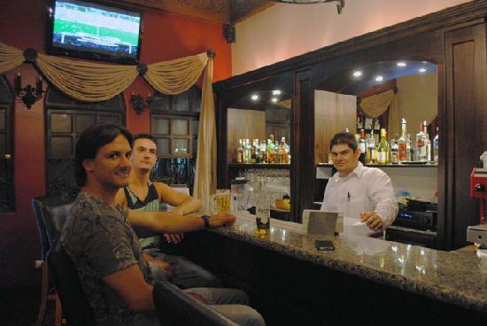 Hostel Casa Colon: Bar
