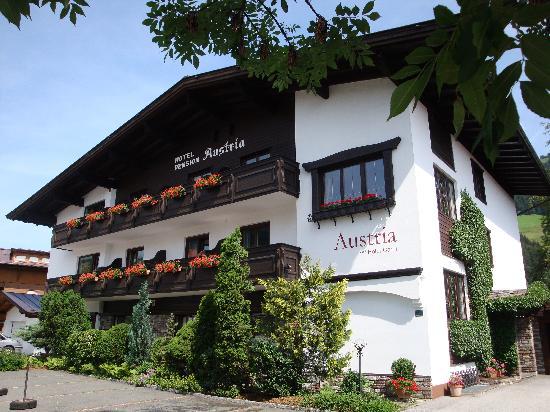 Hotel Garni Austria: Ansicht