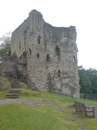 Peveril Castle: The Keep