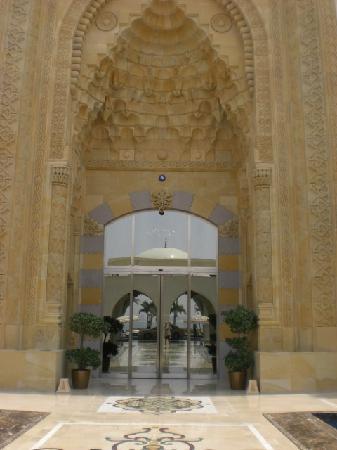โรงแรมจูไมราซาบีลซาเรย์: Hoteleingang