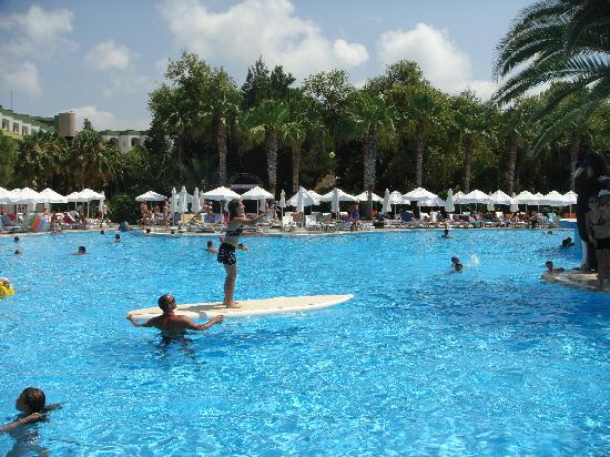 Botanik Hotel & Resort: Main Pool area