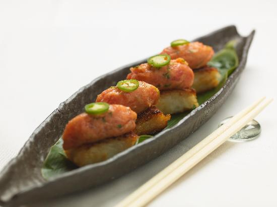 Katsuya by Starck - Laguna Beach: Spicy Tuna