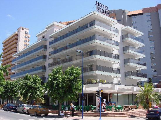Hotel Perla: Hotel