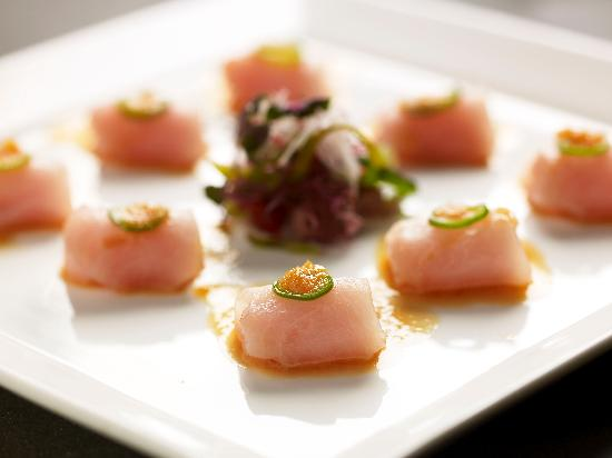 Katsuya by Starck - Laguna Beach: Yellow Tail
