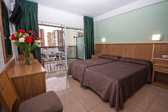 Hotel Perla: Room