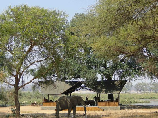 Old Mondoro Bush Camp