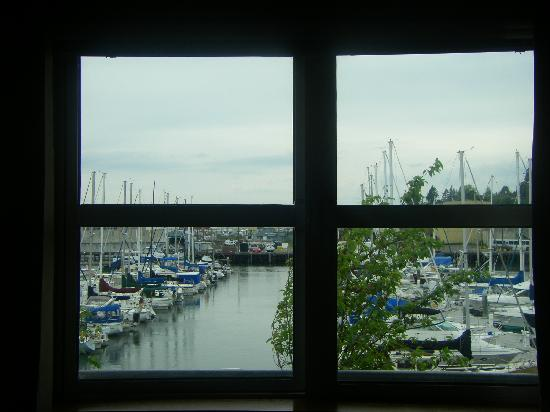 Inn At Port Gardner: room with a view