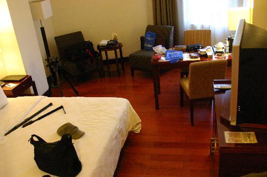 Manado Quality Hotel: room interior