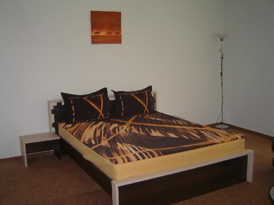 Noris Hotel: The room interior