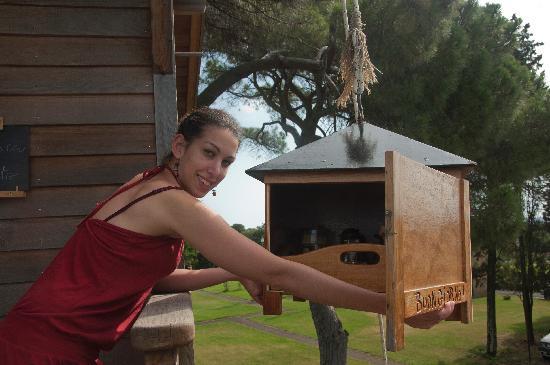 Arlena di Castro, Italia: La colazione