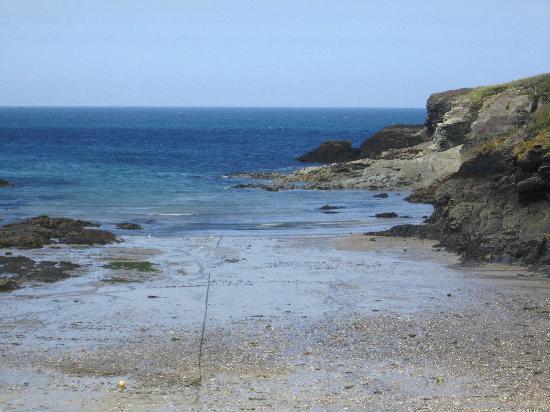 Wavecrest Scuba: Dive site at Port Gaverne