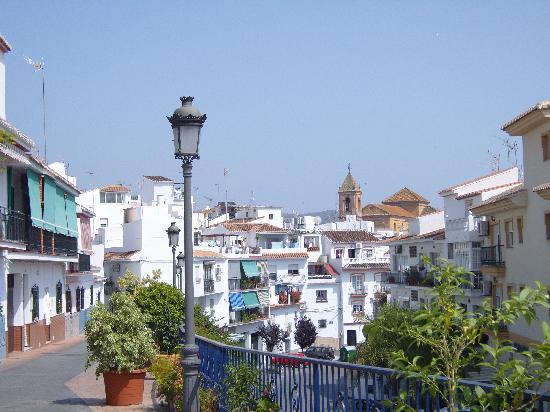 Torrox, Espanha: streets