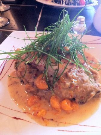 Bijoux RestoBar: Fish with potato