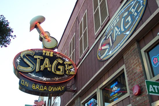 Photo of Nightclub The Stage on Broadway at 412 Broadway, Nashville, TN 37203, United States
