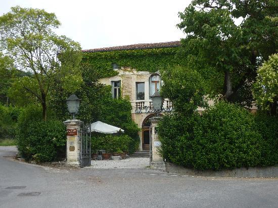 Restaurant Al Torresan, Breganze (Veneto), Italy
